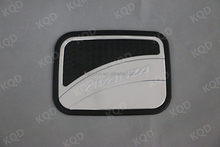 ABS Black&Chrome Tank Cover For Toyota AVANZA 2012-Best Selling Fuel Tank Cap in Car Exterior 4x4 Accessories