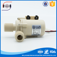 Wholesale Low Cost Silent aquarium water pump 12v with brushless motor