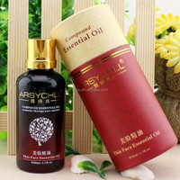 50ml Long Lasting face lift massage herbal extract no side effects firming face blend essential oil