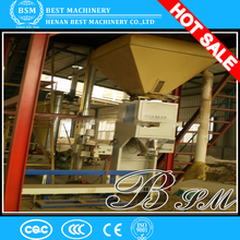 Electric Driven New Condition automatic wood pellets packing machine
