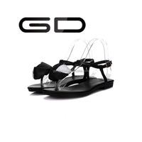 newest modern stylish flat sandals animal sex plush sandals