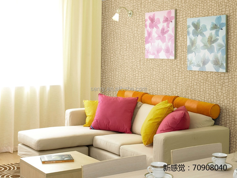 wall paper factory waterproof wallpaper for bathroom china