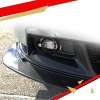 Carbon Fiber Fog Lamp Light Cover For Mustang GT Supercharger 2015 Car Custom Design Mustang
