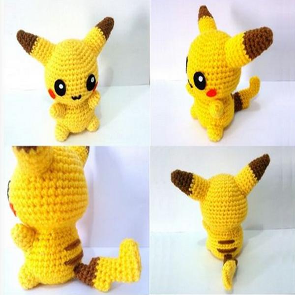 Amigurumi Pokemon Haken : ??? ??? ??? ?? amigurumi ?? ? ??? ??-?? & ?? ?? -?? ID ...