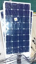 100w flexible solar panel,solar module