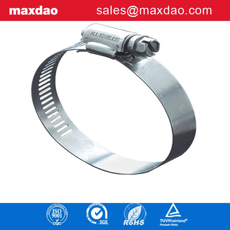 Stainless steel or concrete pump rubber hose clamp buy