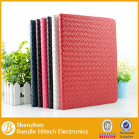 Newest leather case for ipad air,protective case cover for ipad air/ipad5