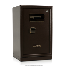 Top rated sturdy steel hotel accessory safe product removeable anti theft deposit safe boxes