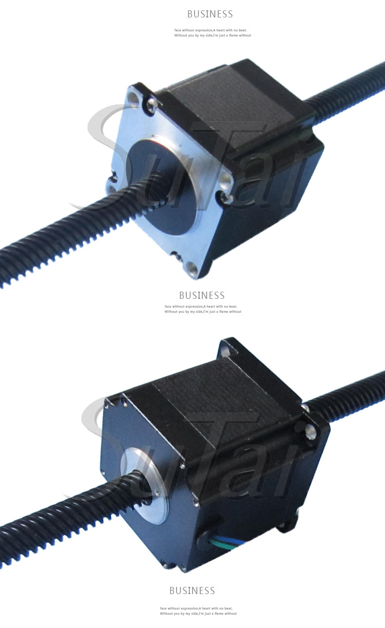 The Cheap 2 Phase Linear Stepper Motor Buy Linear Stepper Motor 2 Phase Linear Stepper Motor