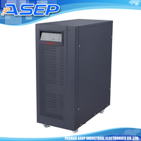 China Manufacturer UPS High Frequency Inverter / Converter DC to AC Inverter 6KVA 10KVA 15KVA 20KVA