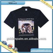 Custom printing chaep t shirt manufacturer Bangladesh used for promotion.