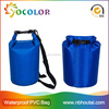 500D Trapaulin ocean pack waterproof dry bag with shoulder strap