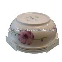 cute ceramic food container