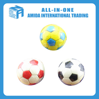 wholesale 3d football shaped rubber eraser