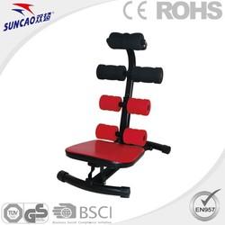 SUNCAO six pack care ab shaper fitness exercise equipment
