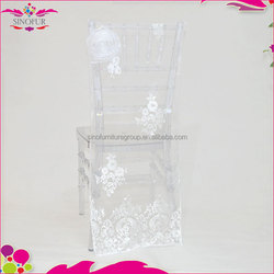 NEW!!! Wholesale Qingdao Sinofur cheap wedding chair covers