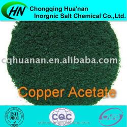 Copper Compounds 99.0%Copper Acetate ,CAS:6046-93-1