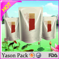 Yasonpack pouch for smartphone pouch with clear window liquid pouch
