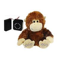Hot sales promotion plush talking monkey musical monkey soft stuffed plush toy