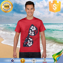 The world's highest discount O-neck low price elongated t shirt
