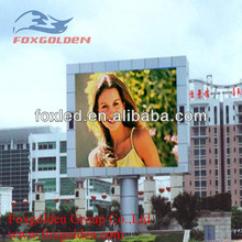 China Factory Low Price P20 Outdoor Led Video Screen