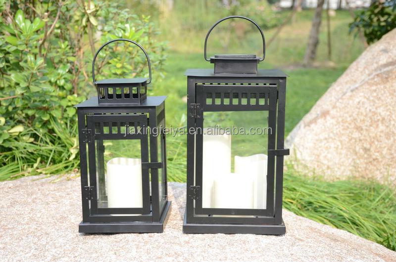 lanterne solaire avec led bougie lanternes id du produit 560658935. Black Bedroom Furniture Sets. Home Design Ideas