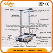 Automatic Rendering, Spraying Machine For Wall, Cement Plaster Machine