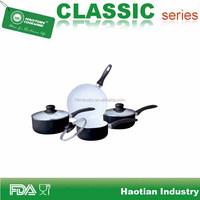 7PC Cookware set Sauce pan pot