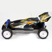 "18.5"" Shark Off Road Buggy RC Racer Car BLACK"