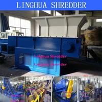 professional 5000kg wood green waste shredder