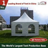professional small garden event marquee 3m supplies