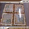china marble tile floor medallion waterjet marble , marble floor medallion, pattern mosaic tile medallion price