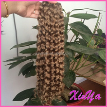 2015 New top quality products human hair extensions virgin Malaysian deep curly hair