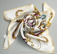 The latest women magic silk scarves on 2015