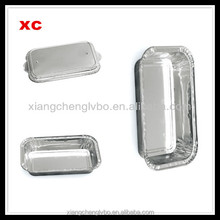 disposable aluminum foil containers for food of item no.4290