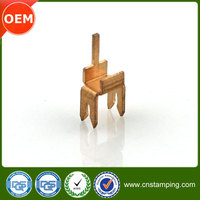 ISO certified battery metal stamping parts,pressed brass metal stamping parts,metal stamping parts with rohs compliant