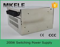 S-200-48 200w 48v4.2a single output switching power supply 48V input 110v 48v transformer