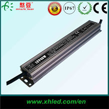 CE ROHS Waterproof IP67 Switching Power Supply LED Power Supply