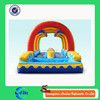 2015 New design giant inflatable water slide for sale