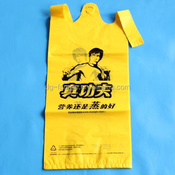 Manufacturer wholesale cheap t shirt 100 biodegradable for Cheap t shirt bags wholesale