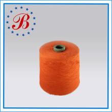 22 Ne/1 CVC Cotton/Polyester Blended Yarn 70%/30% for Knitting and Weaving