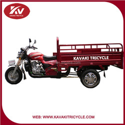 KAVAKI Brand 2015 best selling heavy load three wheel motorcycle trikes 800kg loading three wheel car with cheap price