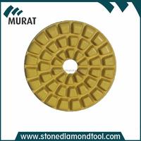 4''Resin Floor Polishing Pad for Stone/Concrete