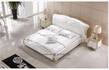 hand carved mahogany bed classic design wooden bed