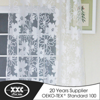 XXC beautiful design 2015 new curtain model
