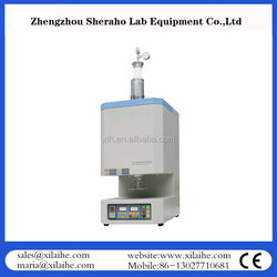 1600c vacuum vertical tube furnace with CE certificate