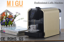 2015 newest !!! Automatic Caffitaly Capsule Coffee Machine
