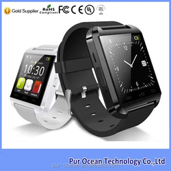 Oem high quality bluetooth u8 smart watch with competitive price