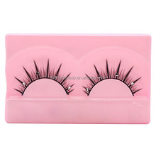 White diamond false eyelashes blink lashes from Korea, private label/individual false eyelashes