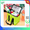 Printed pattern insulation polyester thermal bag for lunch box
